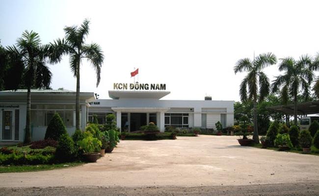 Khu công nghiệp Đông Nam