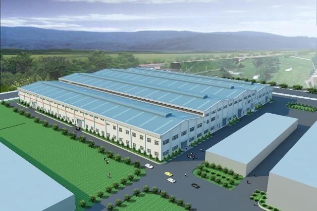 Khu công nghiệp Khánh Bình tỉnh Bình Dương