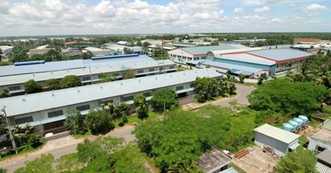 Khu công nghiệp Lê Minh Xuân