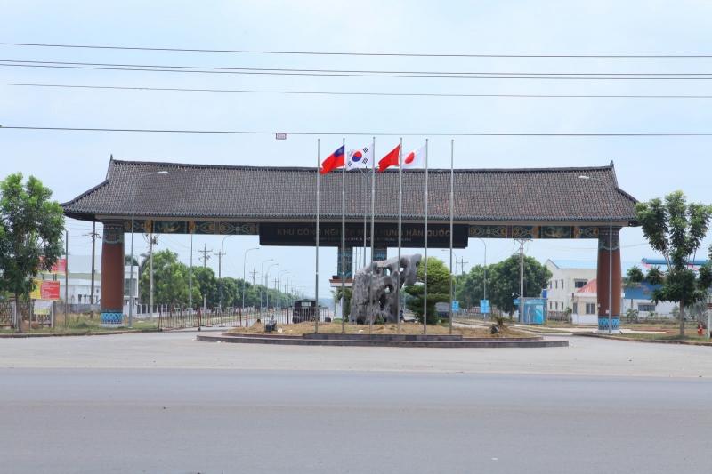 Khu công nghiệp Minh Hưng