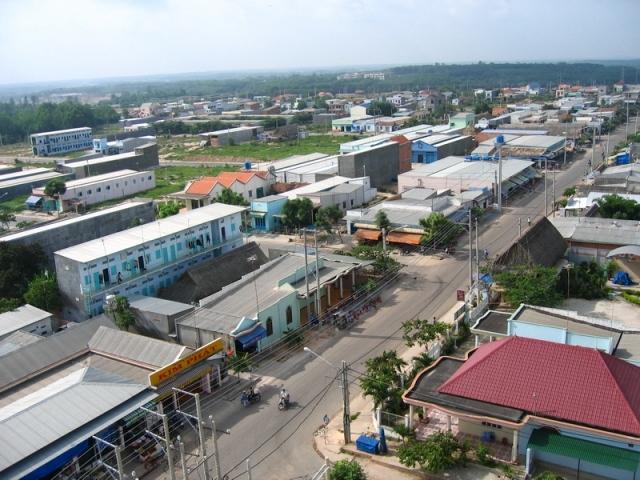 Khu công nghiệp Mỹ Phước 2 tỉnh Bình Dương