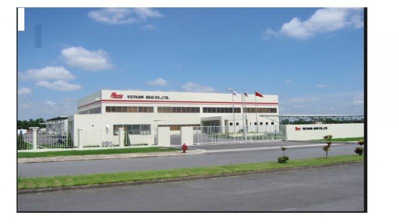 Nhà máy ARAI - KCN Nomura Hải Phòng