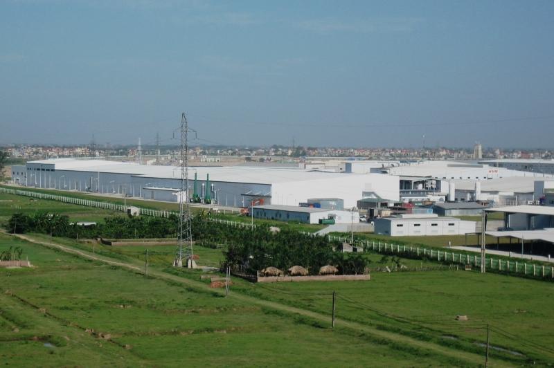 Khu công nghiệp Thăng Long