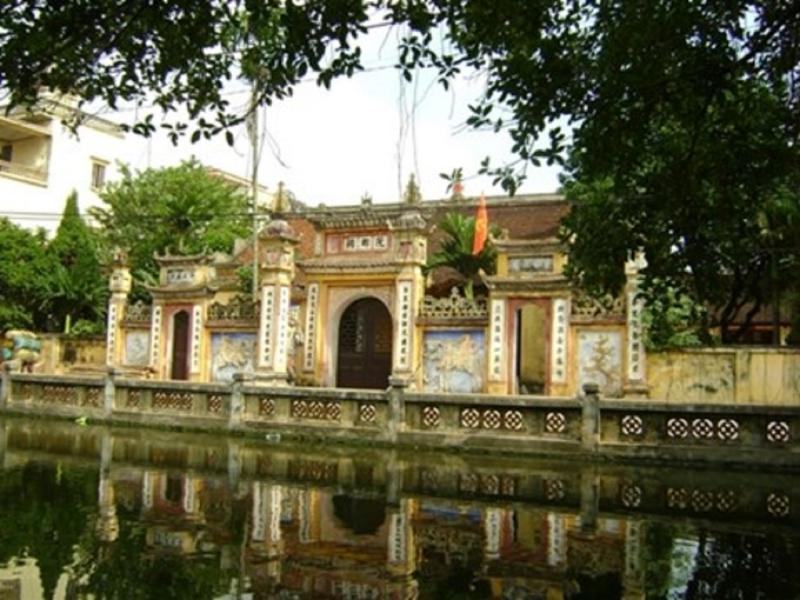 Khu Đền thờ Nguyễn Trãi