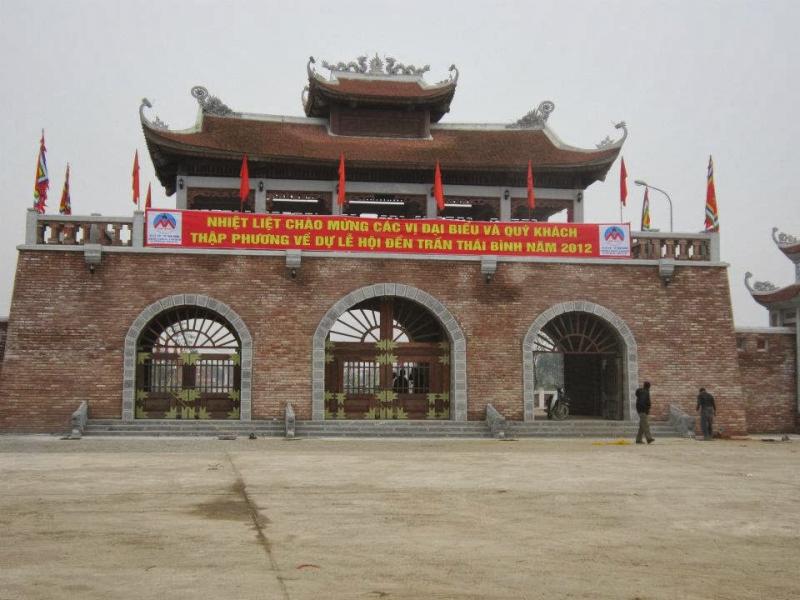 Khu di tích các Vua Trần