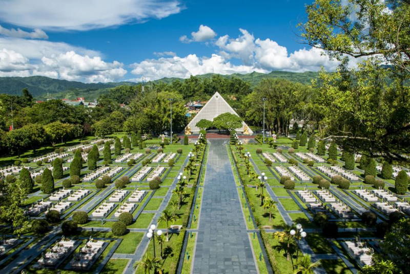 Nghĩa trang liệt sỹ Đồi A1