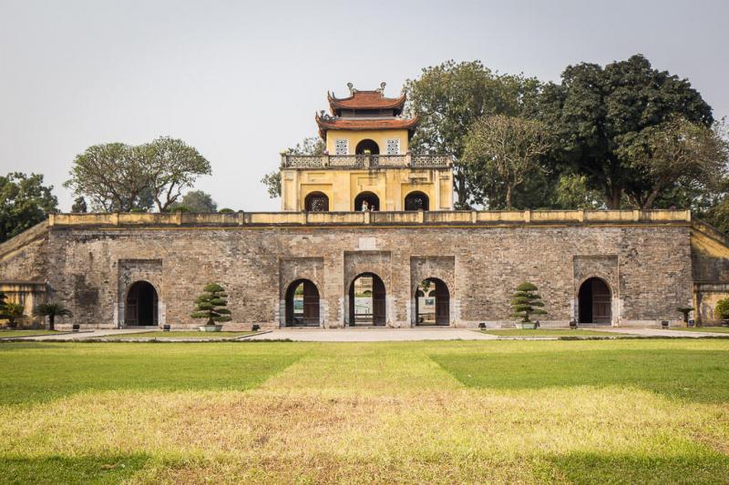 Khu di tích Hoàng Thành Thăng Long
