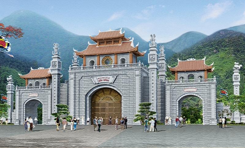 Khu Di Tích Hùng Vương - Phú Thọ