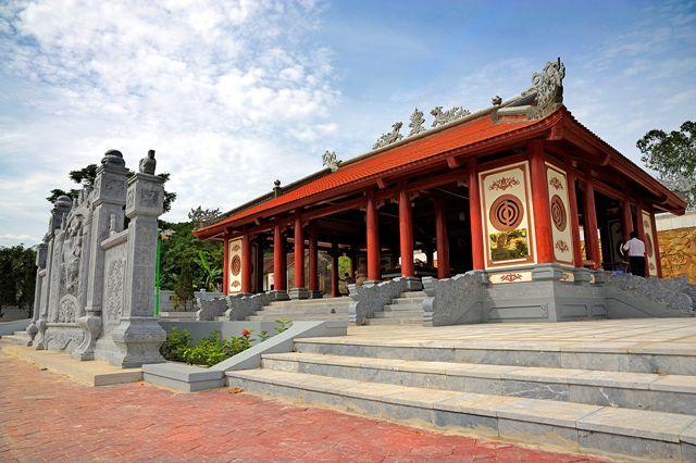 Khu di tích lịch sử Truông Bồn