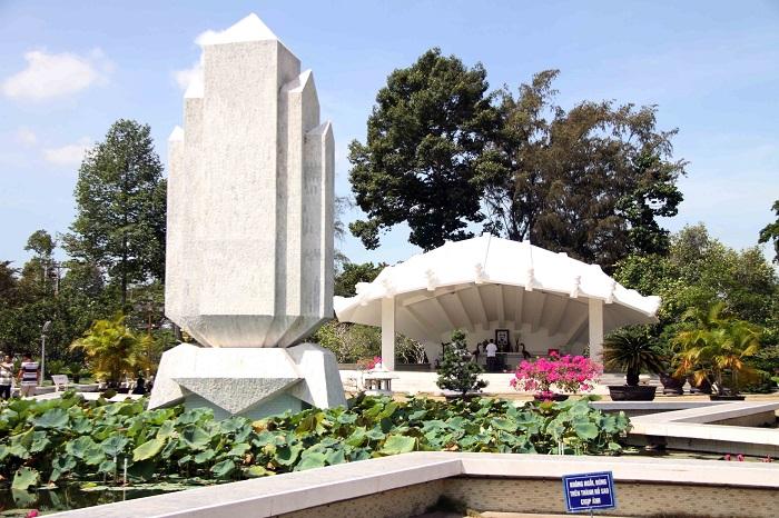 Khu mộ Cụ Phó bảng Nguyễn Sinh Sắc