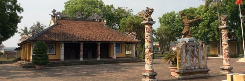 Khu di tích Tây Sơn Thượng Đạo