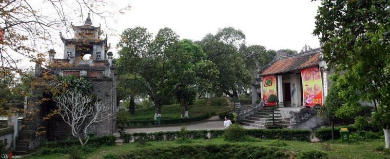 Đền An Dương Vương (Đền Thượng)
