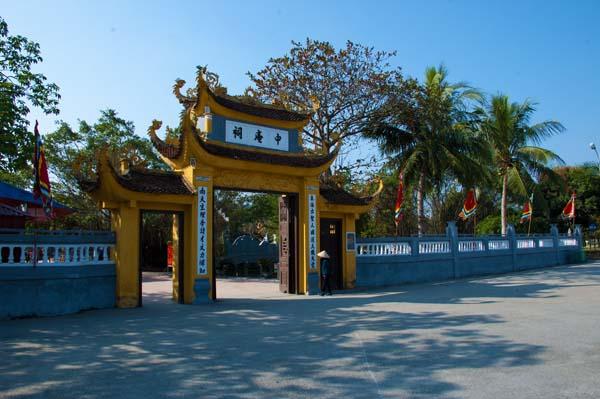 Khu di tích Trạng Trình Nguyễn Bỉnh Khiêm