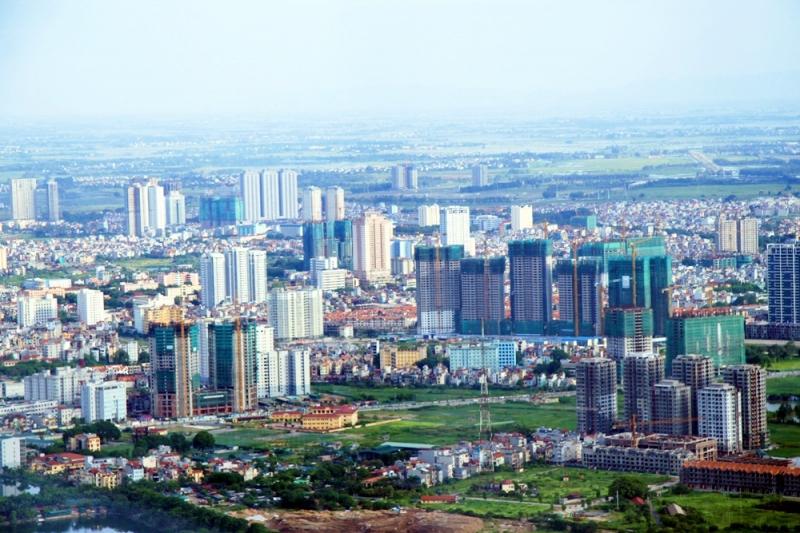 Thiết kế cách tân và thân thiện môi trường là điểm nổi bật của khu đô thị KeangNam
