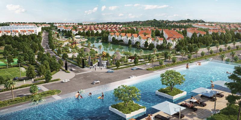 Khu đô thị xanh Vinhomes Riva city