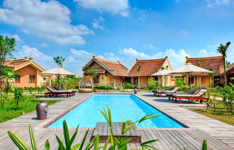 Khu du lịch cao cấp Emeralda Ninh Bình