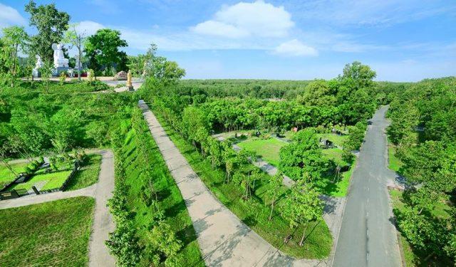 Khu du lịch đồi Tâm Linh