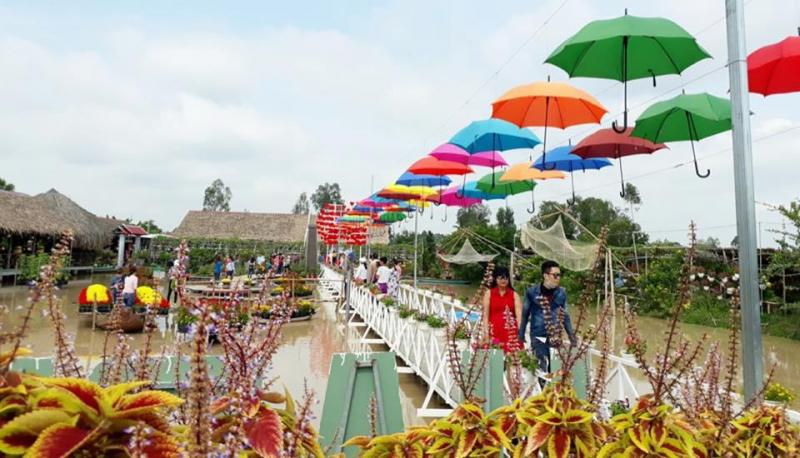 Khu Du lịch Happy Land Hùng Thy