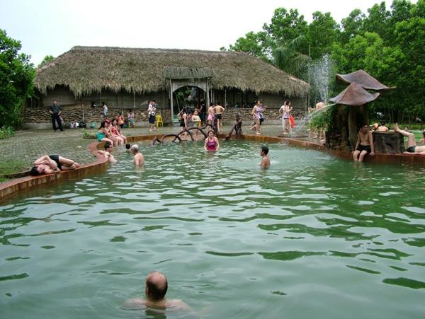 Khu du lịch khoáng nóng Thanh Thủy