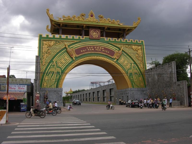 Khu du lịch Lạc Cảnh Đại Nam Văn Hiến