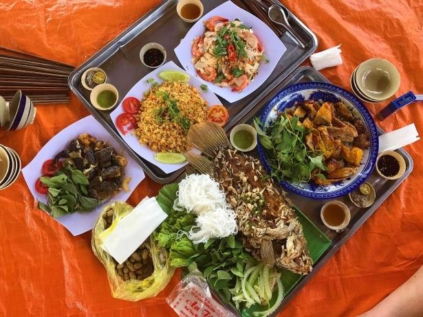 Những món ăn đặc sản sông nước