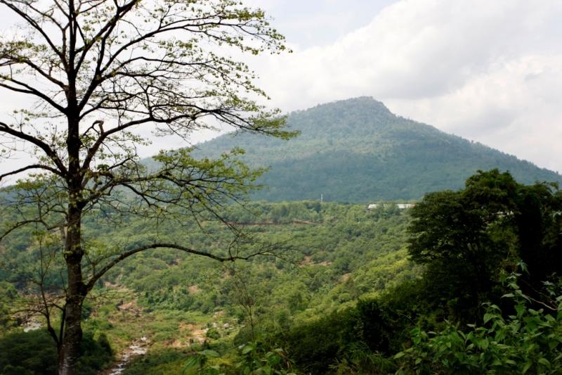Khu du lịch núi Bà Rá, thác Mơ