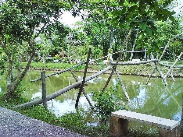 Khu du lịch sinh thái Bình An