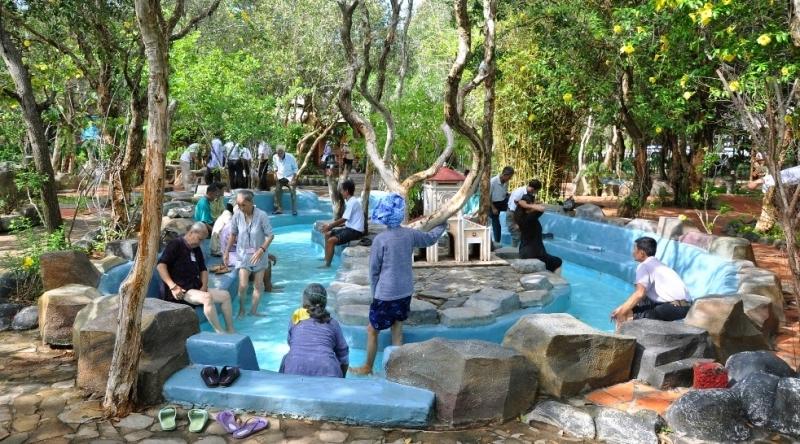 Khu du lịch sinh thái Bình Châu