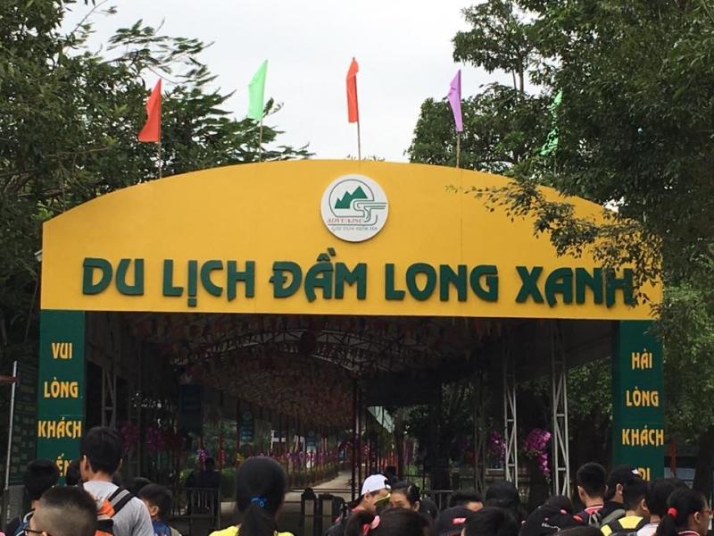 Khu du lịch sinh thái Đầm Long
