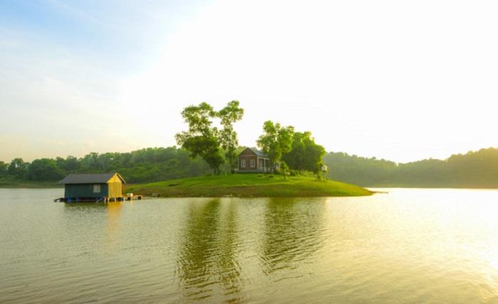 Khu du lịch sinh thái Đồng Mô
