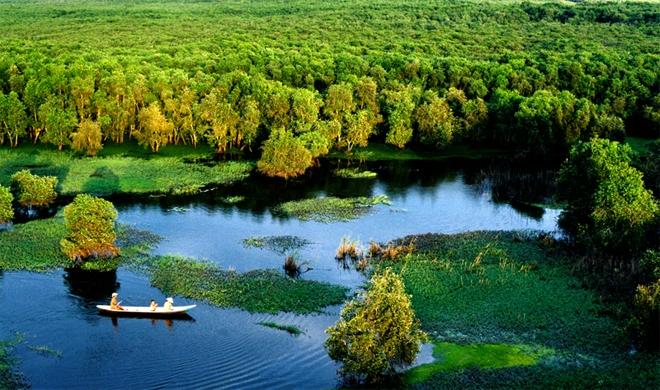 Khu du lịch sinh thái Gáo Giòng