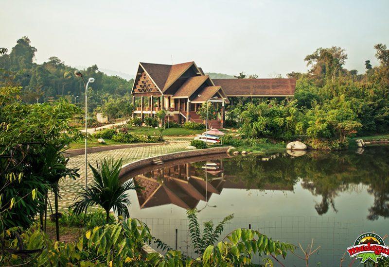 Khu du lịch sinh thái Madagui