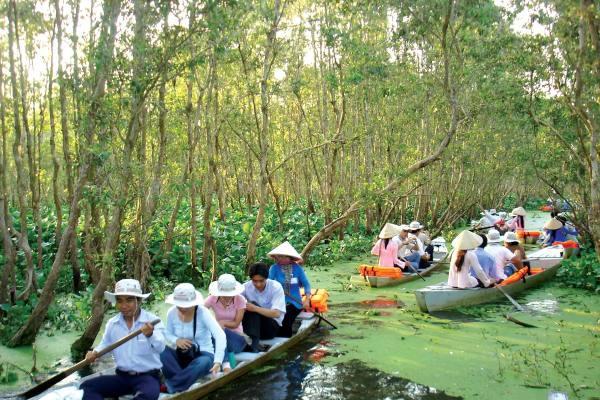 Khu du lịch sinh thái Rừng Đước