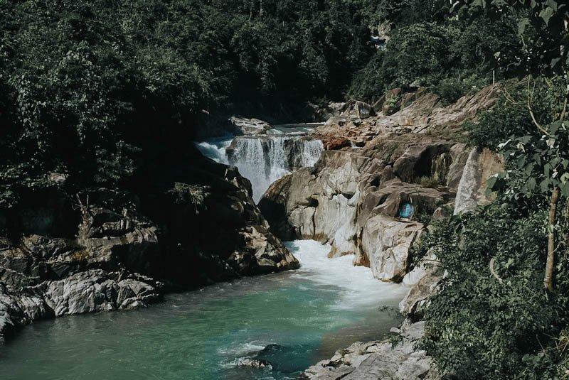 Khu du lịch sinh thái Suối Mỡ