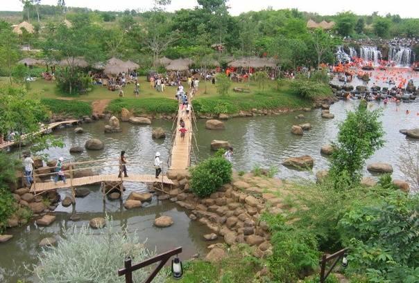 Khu du lịch nổi tiếng nhất nhì Đồng Nai