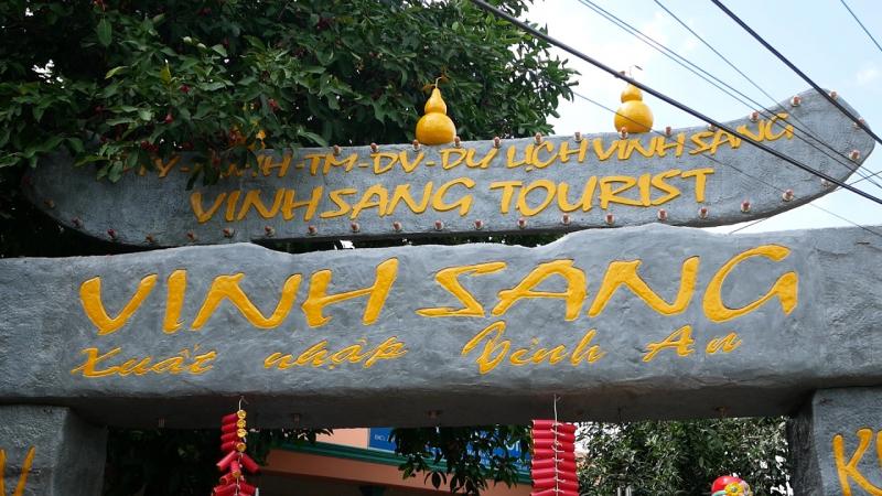 Khu du lịch sinh thái Trang trại Vinh Sang