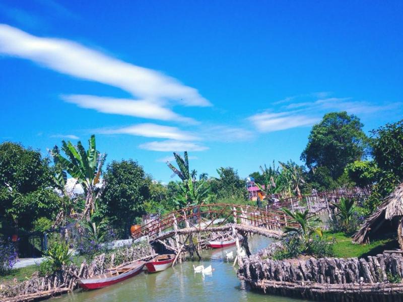 Khu du lịch sinh thái Tứ Phương Thất Đảo