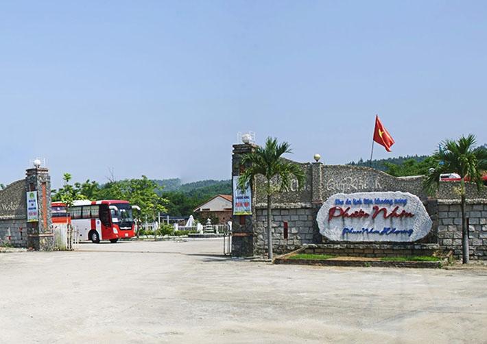 Khu du lịch suối khoáng nóng Phước Nhơn