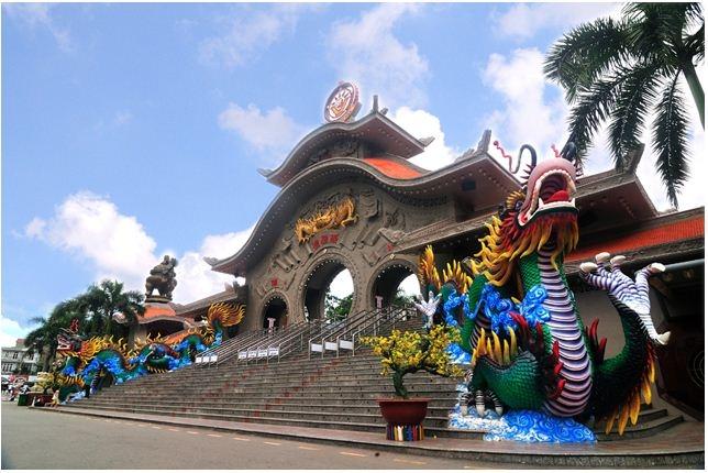 Khu du lịch Suối Tiên - một điểm vui chơi, giải trí hấp dẫn của người dân Thành phố mang tên Bác