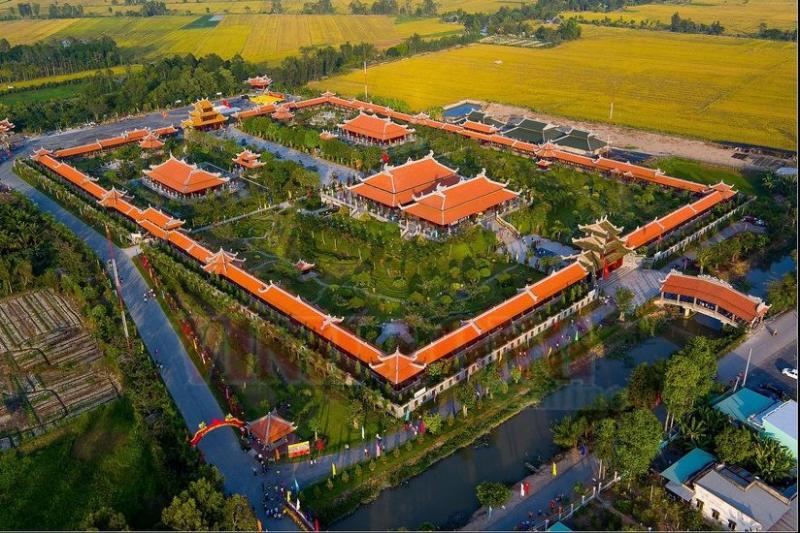 Khu Du Lịch Phương Nam Đồng Tháp