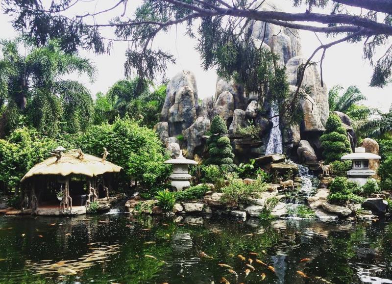 Khu du lịch Vườn Xoài