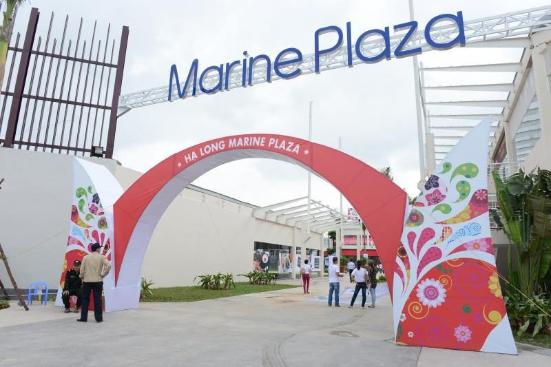 Khu giải trí và trung tâm thương mại Halong Marine Plaza
