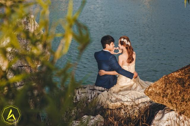Hồ nước sinh thái Vũ Sơn