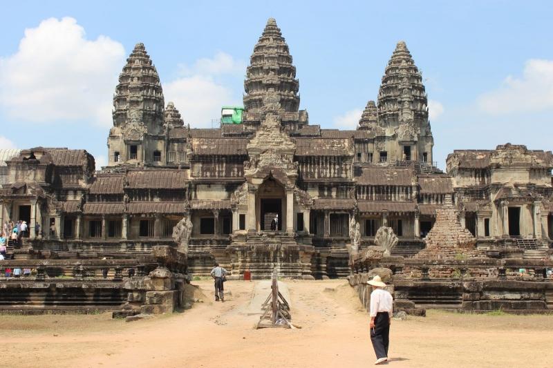 Khu khảo cổ Angkor