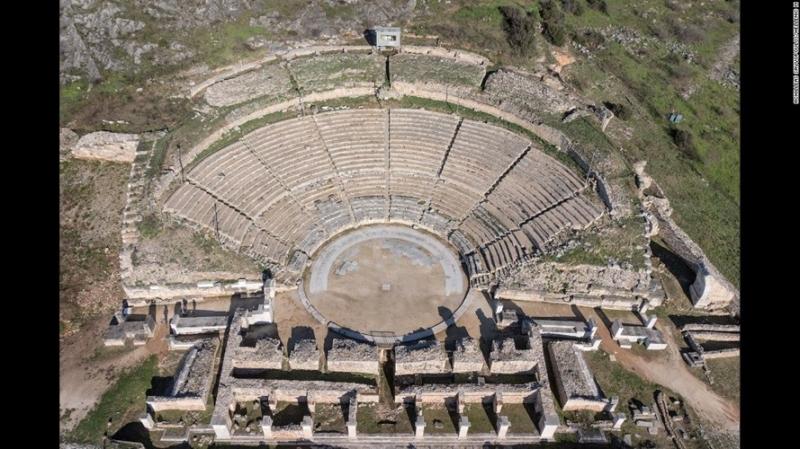 Khu khảo cổ Philippi, Hy Lạp