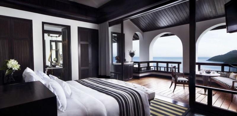 Khu nghỉ dưỡng InterContinental Danang Sun Peninsula