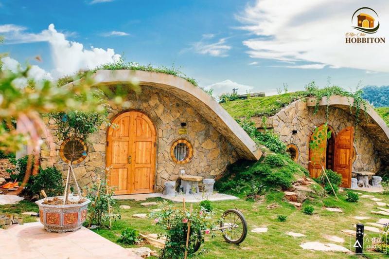 Khu nghỉ dưỡng Mộc Châu Hobbiton