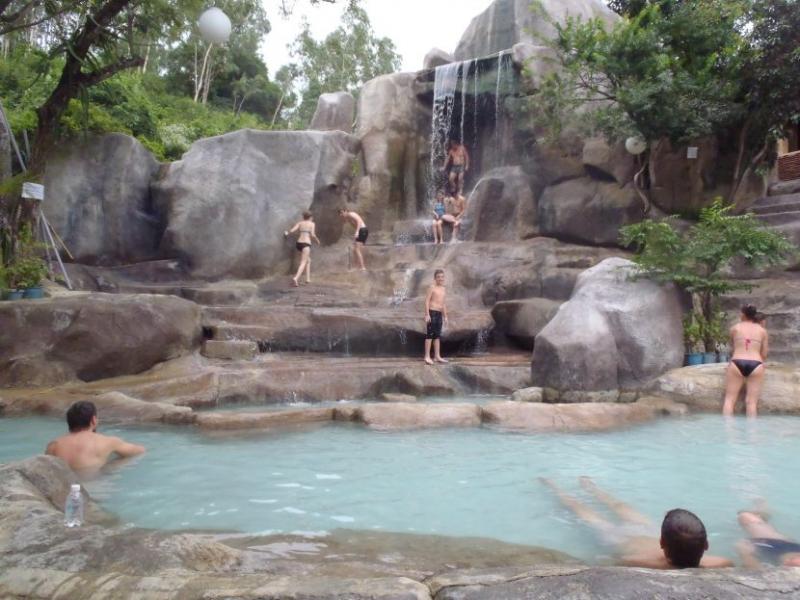Khu nghỉ dưỡng suối khoáng I-resort - địa điểm đi chơi lễ 30/4 tại Nha Trang lý tưởng nhất