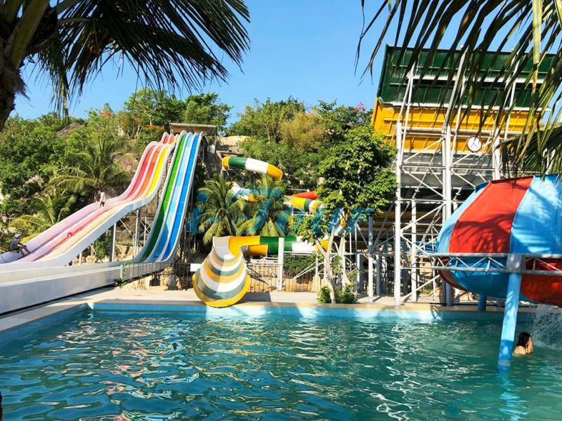 Khu nghỉ dưỡng suối khoáng I-resort Nha Trang