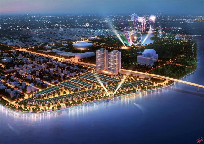 Khu phức hợp Elysia Complex City